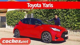 Toyota Yaris Hybrid | Primera prueba / Review en español | coches.net