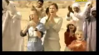 Друзья Ангелов в новогодней рекламе телеканала Детский