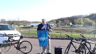 Representative Tim Briggs Speaks on 422 My Way Campaign