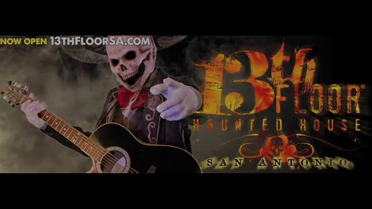 13th FLOOR HAUNTED HOUSE the lost footage  GoPro  YouTube