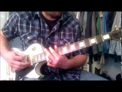 Jason Aldean - Just Gettin' Started - Chords - Lead - Tutorial - Lesson - Guitar Cover
