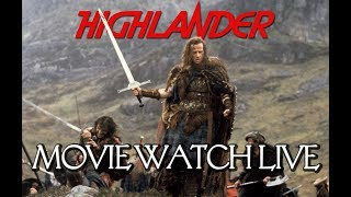 HIGHLANDER MOVIE WATCH LIVE
