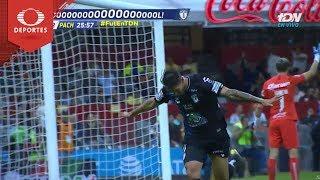 Gol de Ulloa | América 1 - 2 Pachuca | Copa Mx - Octavos - Cl 19 | Televisa Deportes