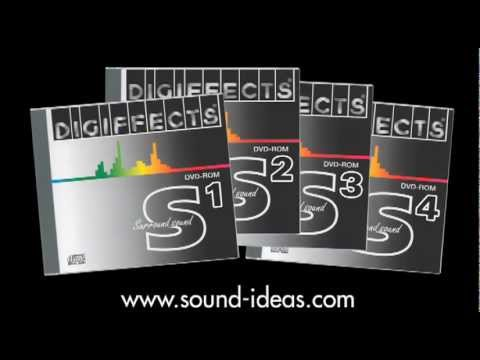 Surround Sound by Digiffects Sound Effects Library