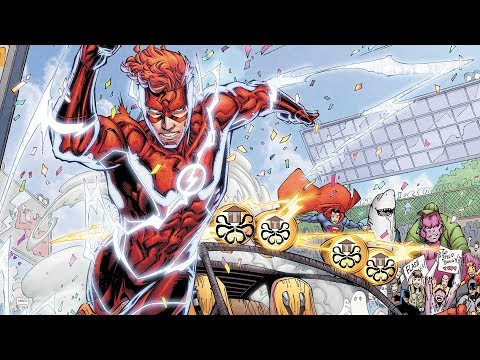 [Review] The Flash - Speed Buggy