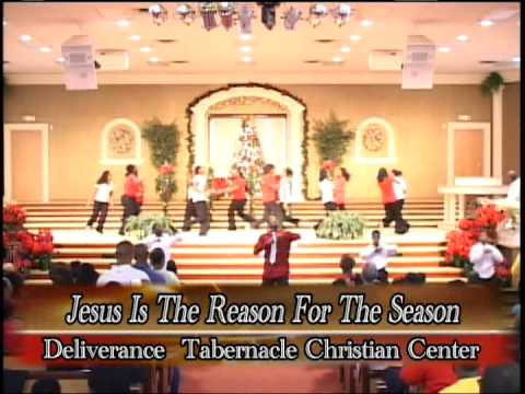 D. T. C. C.  Jesus Is The Reason For The Season