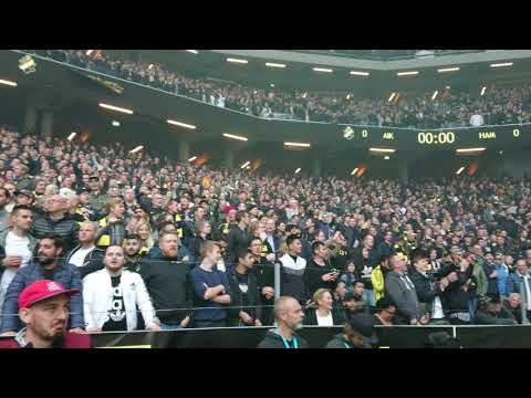 """""""Åh jag minns den dagen"""" (AIK - Hammarby 1-0)"""
