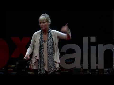 A purpose driven life: Linda Potgieter at TEDxEaling