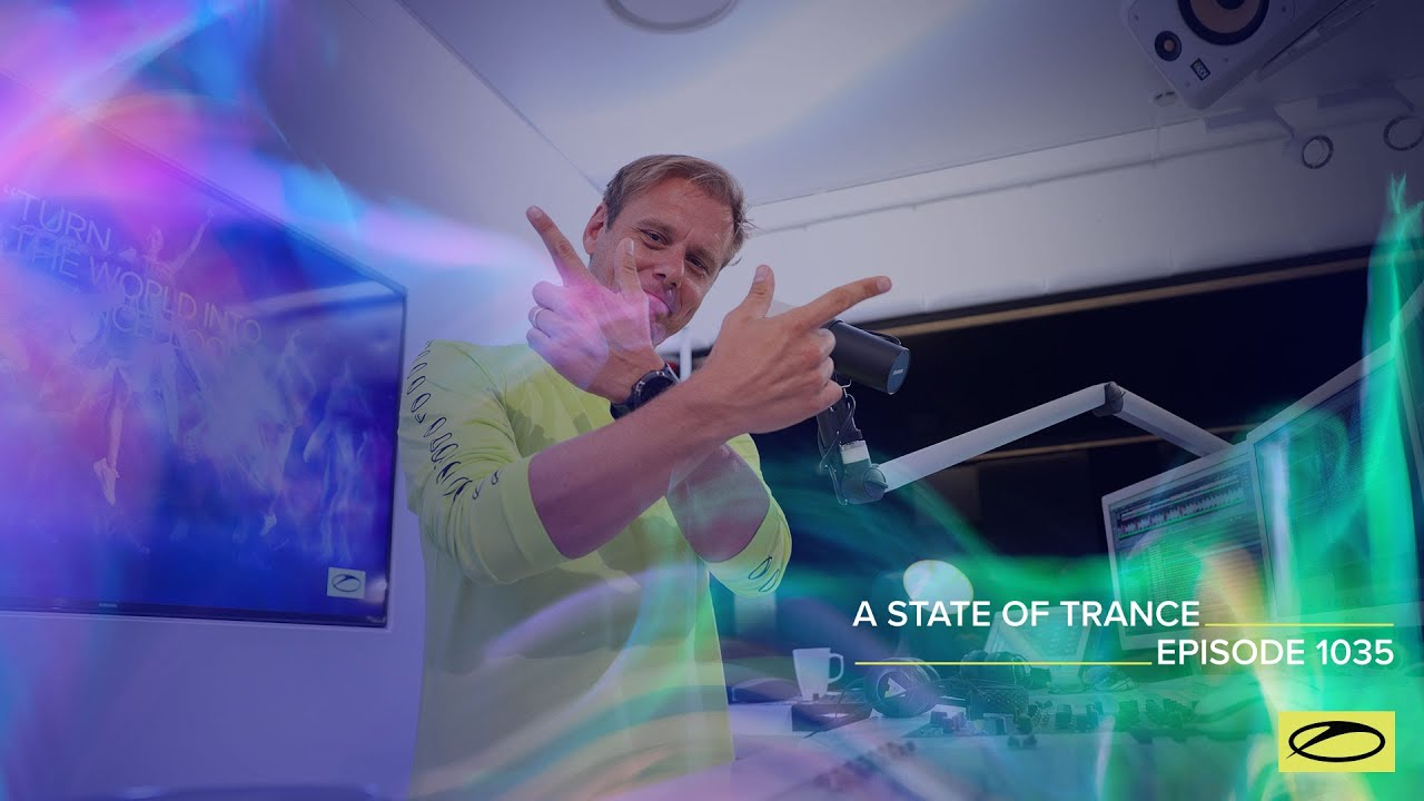 Download A State Of Trance Episode 1035 - Armin van Buuren (@A State Of Trance )
