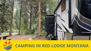 Our Favorite Campground iฑ Red Lodge Montana!
