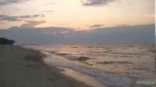Азовское море. Ностальгия по лету в Голубицкой