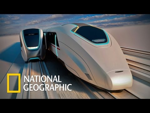 Поезда будущего - Суперсооружения - National Geographic | Документальный фильм