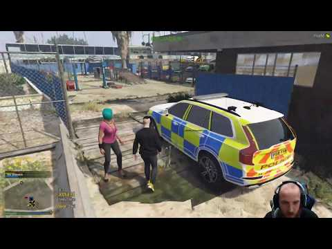 North East MAG RP / Police Testing / 3