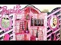 Barbie Fashion Make Up Closet with Lipstick, Lipgloss and Nail Polish
