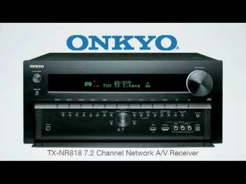 ONKYO TX-NR818 NETWORK AV RECEIVER DRIVER FOR WINDOWS DOWNLOAD