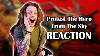 "Music Theorist and Vocalist REACTS to Protest The Hero - ""From The Sky"""