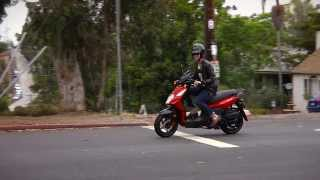 Official Lance PCH 125 Scooter Video - Distributed by LancePowersports.com