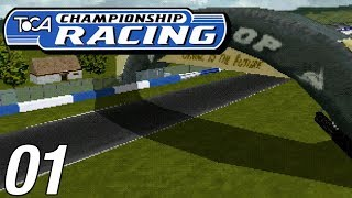 Let's Play TOCA Touring Car Championship - Part 1 - Donington GP Race 1