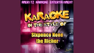 Dancing Queen (In the Style of Sixpence None the Richer) (Karaoke Version)