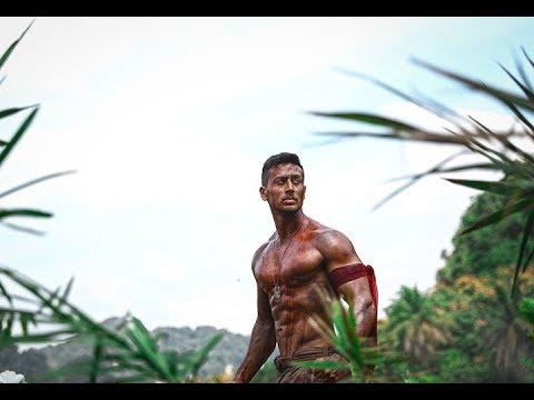 Tiger shroff A impressive clip of the film Heropanti 2016