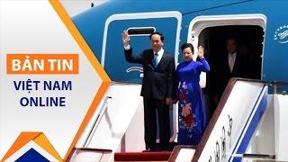 Chủ tịch nước Trần Đại Quang thăm Trung Quốc | VTC1