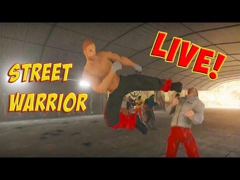 LIVE! 8 - STREET WARRIOR - Gameplay ESPAÑOL