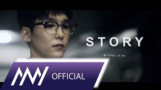 m-tiful ft jade - story  official music video