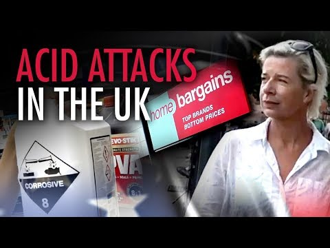 Katie Hopkins: The TRUTH about UK acid attack epidemic