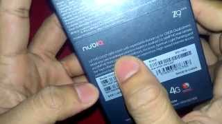 Nubia Z9 mini Real Unboxing and First impressions in Hindi Review.