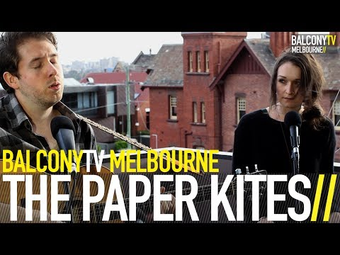 THE PAPER KITES - ST CLARITY