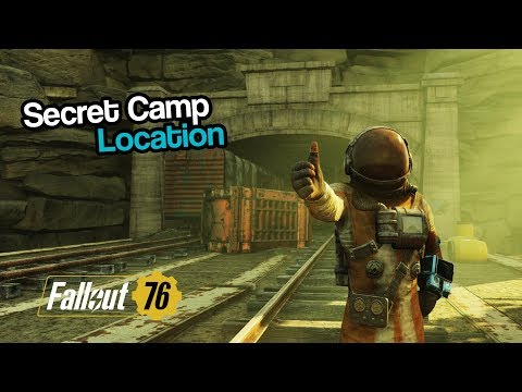 Fallout 76 Secret Base Location (Hidden Camp) thumbnail