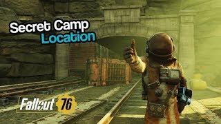 Fallout 76 Secret Base Location (Hidden Camp)
