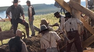 Their clothes were disgusting   Hell on Wheels   RTÉ Two