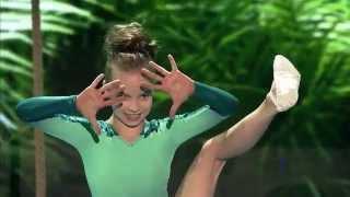 Daria Kowalska w skocznym finale | SuperDzieciak