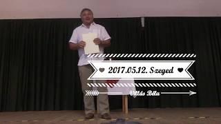 vills bla a zsid keresztnysg mint a fldi s az emberi lepls 2017 05 12 szeged