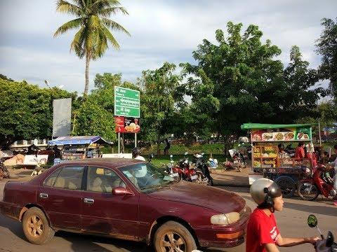 Jakimi autami jeżdżą w Kambodży – Kambodża 2017 #9