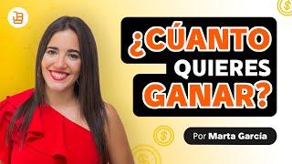 Define tu META FINANCIERA por Marta García