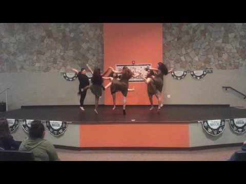 Youth Co Op Charter School Felines Dance Team I Found