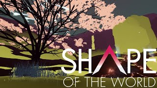 Shape Of The World | Space Whales! Beautiful Vibrant Worlds! Ancient Flora/Fauna! What A Game!!!