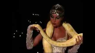 Princess Arabian Snake Belly Dance