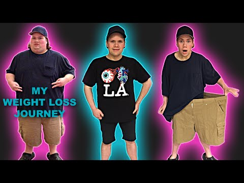 I Completed My Weight Loss Journey - How I lost Over 250 Pounds