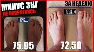 Эффективная сушка тела. Как быстро похудеть к лету. Интервальное голодание