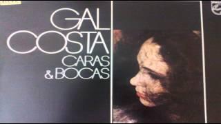 Gal Costa - Caras E Bocas (1977) - Álbum Completo