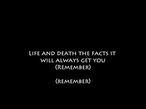 Necro - The Dispensation Of Life And Death (Lyrics) *REQ*