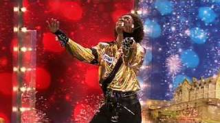 Michael Fayombo Jnr and Snr - Britain's Got Talent 2010 - Auditions Week 6