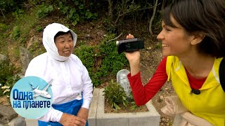 Япония. Фильм 2. Одна на планете