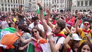 djWard @ Global Journey Tomorrowland Brussels (2017)