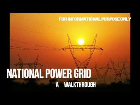 National Power Grid | Electricity Generation | PGCI | Power Grid Corporation of India |Transmission|