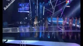 Miss Turkey 2013 1. Performans -- Star Tv 31 Mayıs 2013 FULL HD