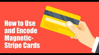 ID Maker 3.0 Tutorial - How to Encode a Magnetic Stripe Card